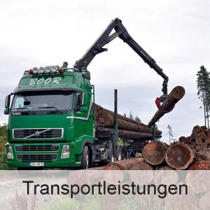 Transportleistungen